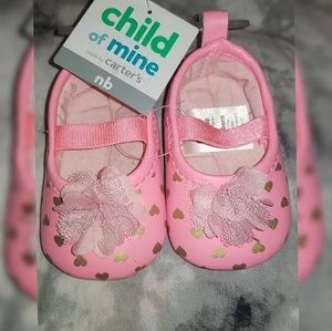 Carters Pink shoes